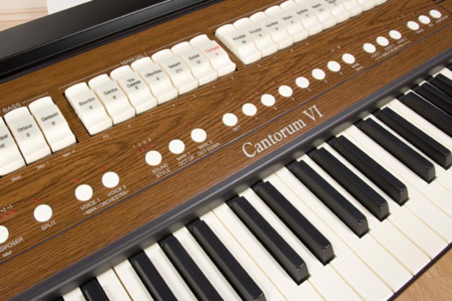 Cantorum VI Plus