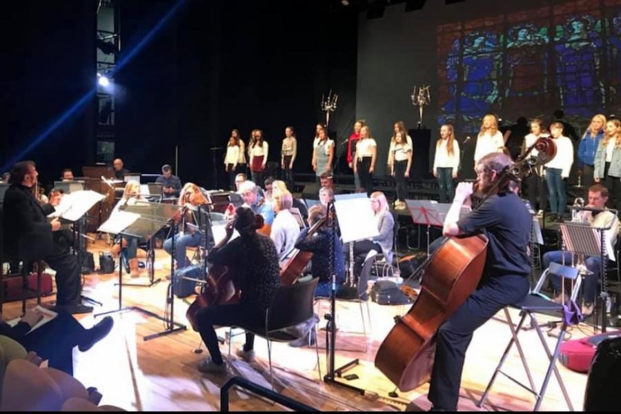Ffwrnes Theatre Llanelli Instrument Hire