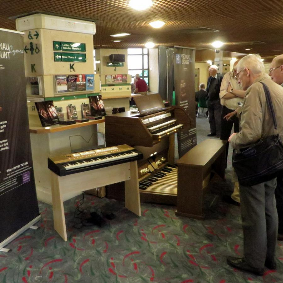 Organfest 2019 at St David's Hall Cardiff